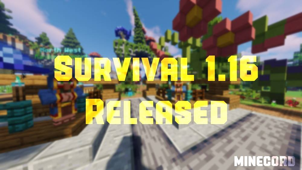 Survival 1.16 Released